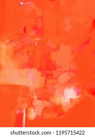 abstract expressionist style painting artwork