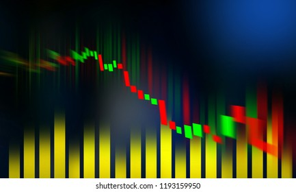 Abstract finance background, Texture