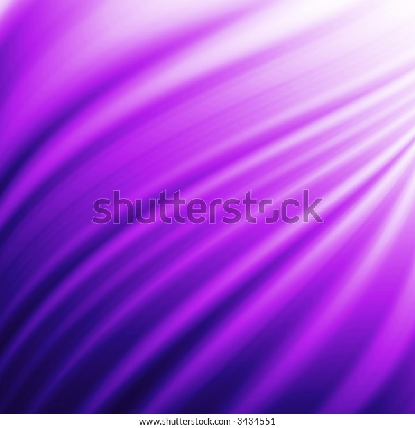 Abstract fluid wave formed hi-tech purple background