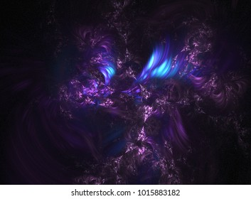 Abstract fractal Design for creatives