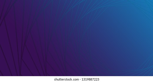 Abstract Geometric Pattern With Crossing Lines on white Background, geometric theme , copy space banner.