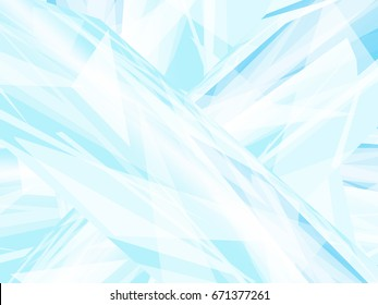 Abstract geometric triagle shape  background.  illustration.