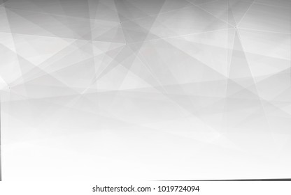 Abstract geometric white and gray gradient background. with space for business concept design technology and modern.
