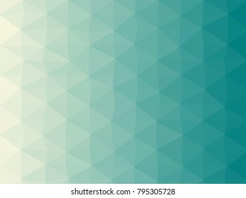 14dc221609 Abstract geometrical beige to teal color high resolution triangle polygon  origami gradient background