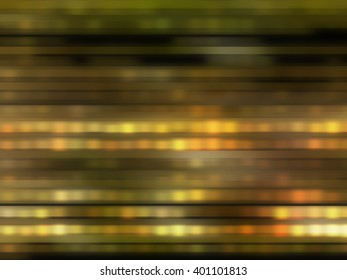 abstract gold background. horizontal lines and strips