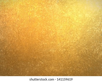 abstract gold background yellow brown color vintage grunge background texture rough distressed sponge grunge texture, old gold paper foil or gold wrapping paper illustration, gold Christmas background
