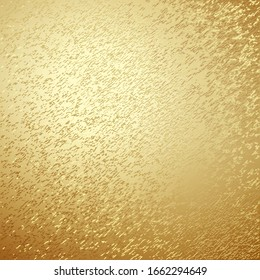 abstract gold texture square background