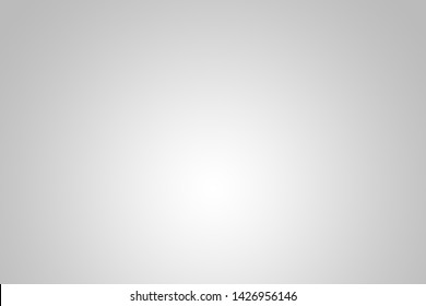 Abstract gray gradient background. Wallpaper light white and empty space.