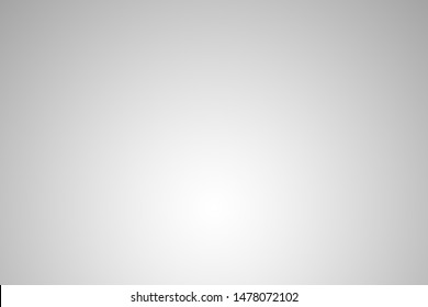 Abstract gray gradient texture background.  Wallpaper light white and empty space.