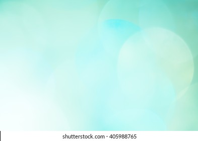 Abstract green and blue color background