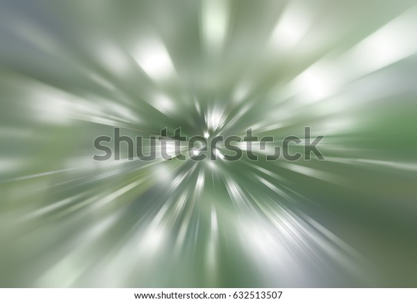 Abstract green creative background. illustration digital.