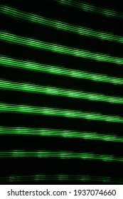 Abstract green digital background made with light brush.