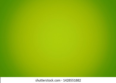 Abstract Green Gradient Texture Background with Grain.