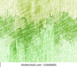 Abstract green grungy pastel background