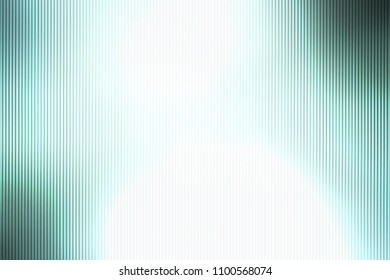 Abstract green and white blurred line image, great for design projects and background