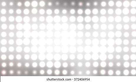 Abstract grey football or soccer backgrounds.Beautiful artistic flood lights