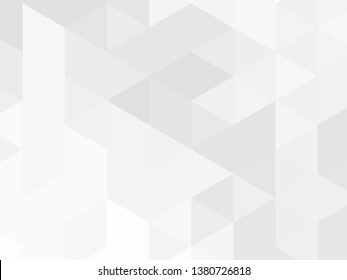Abstract grey and white background. Modern design for business and technology.
