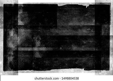 Abstract grunge photocopy texture background, Illustration.