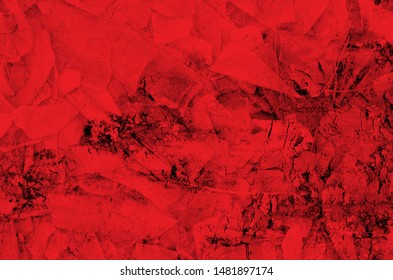 abstract grunge red and black colors background.