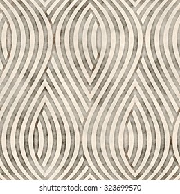 Abstract grungy textured  striped petal. Seamless pattern.