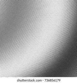 abstract halftone design element. Abstract dotted gradient background. Grunge halftone textured pattern with dots.Pop art dotted template backdrop