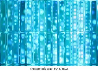 Abstract illustration blue elegant background. illustration beautiful.