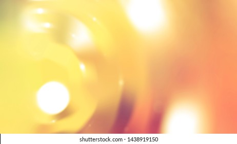 abstract illustration blur vintage background with defocused bokeh