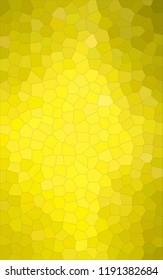 Abstract illustration of Vertical peridot  pastel Little hexagon background, digitally generated.