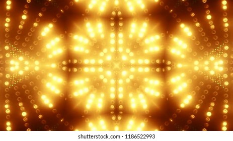 Abstract kaleidescopic club,party,stage lights are well suited for tv shows, concerts ,music protections , vj projections at parties in night clubs, discos and  trance events.
