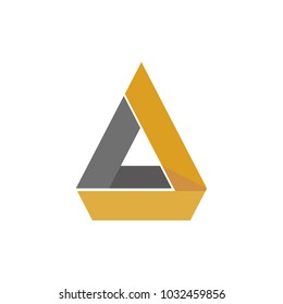 Abstract letter A logo. Abstract business logo design template. Logo template editable for your business.