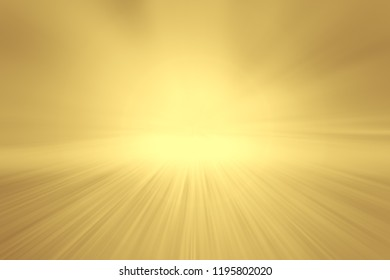 ABSTRACT LIGHT BACKGROUND WITH GOLDEN RAYS