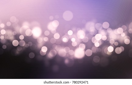 Abstract light bokeh background, Christmas lights, Blurry lights, Glitter sparkle