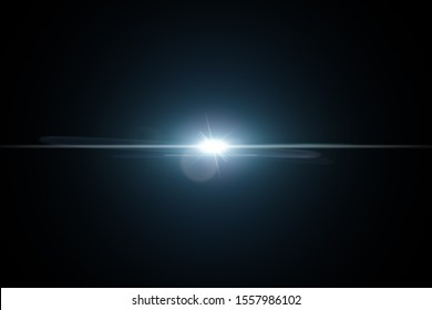 Abstract of lighting for background.abstract of digital lens flare background. Beautiful rays of light.