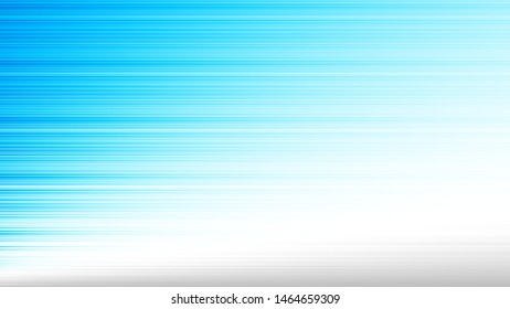 Abstract ligth blue background with thin lines. Horizontal background with aspect ratio 16 : 9