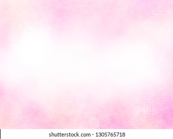 Abstract ligth pink gradient background. Princess background. It can use as wallpaper and web design with a soft gradient.