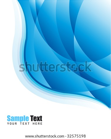 Abstract lines blue business card background stock illustration abstract lines blue business card background colourmoves