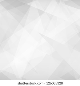 Abstract lowpoly vector background. Template for style design.