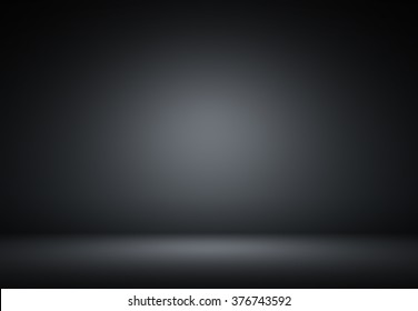 Abstract luxury black gradient with border black vignette background Studio backdrop - well use as back drop background, black board, black studio background, black gradient frame.