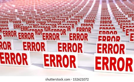 abstract. many errors. 3d