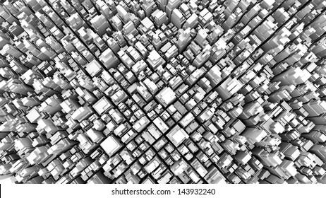 abstract metropolis 05