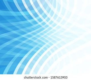 abstract modern blue white graphic background with dynamic color curves and lines suitable as  background