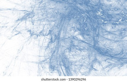 Abstract monochrome blue toned background