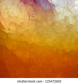 abstract multicolor background, glossy glass texture with corner spotlight sunshine design and blotchy mosaic style design effect with metallic shine and random shape elements, artsy luxury background