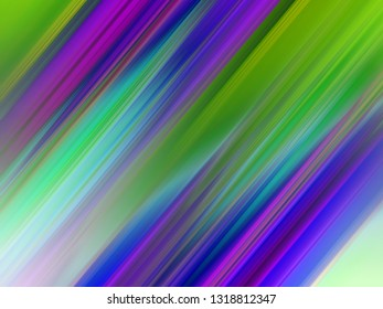 abstract multicolor slanted lines pattern. blurred design background. trendy wallpaper with speedily style illustration and geometric striped texture