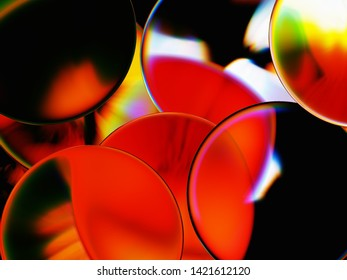 abstract multicolor texture strange beautiful? creative photo?background