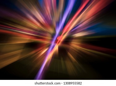 Abstract multicolored background burst star. Explosion star with particles. Beautiful illustration.