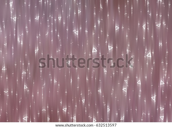 abstract multicolored background with triangles illustration digital.
