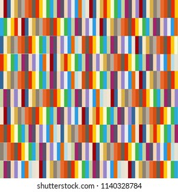 Abstract multicolored geometric pattern - web background