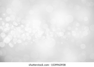 Abstract natural gray blurred background for celebration concept.