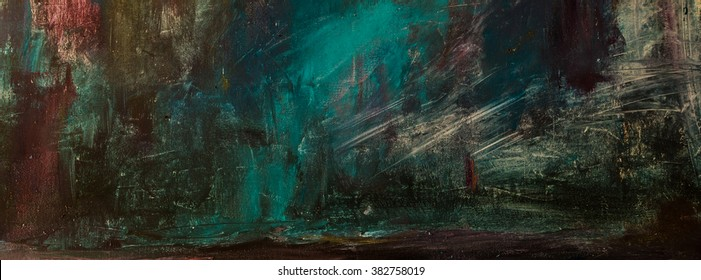 Abstract Oil Art Paintings